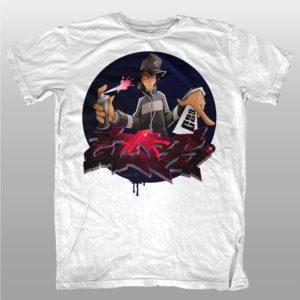 """GCBS """"Graffiti Charakter"""" T-Shirt"""
