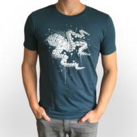 "JAYN Shirt ""Tricopus Slice"""