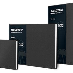 Molotow Blackbook A4 Querformat