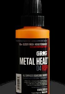 Grog Metal Head Marker